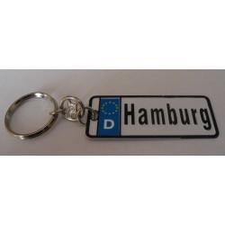 Schlüsselanhänger Hamburg