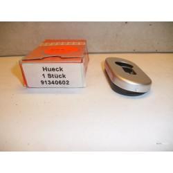 BKS / Hueck Rosette silber
